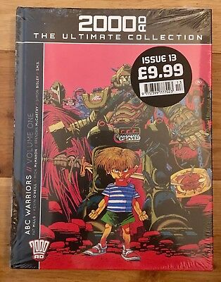 ABC Warriors : Volume 1 - 2000 AD The Ultimate Collection Issue 13 Volume 23
