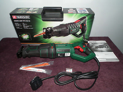 Parkside Sabre Saw Reciprocating Saw Model PFS 710 C2 710 Watts - BRAND NEW