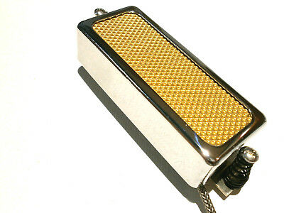 FIREBIRD Pickup GOLD SILVER BLACK BLUE FOIL Mini Humbucker Gibson DeLuxe Q