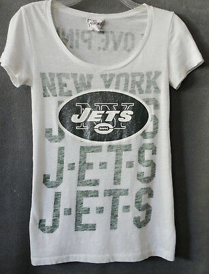 VICTORIA SECRET PINK NY GIANTS NFL Womens Shirt Size Small S -  9.99 ... be693472f