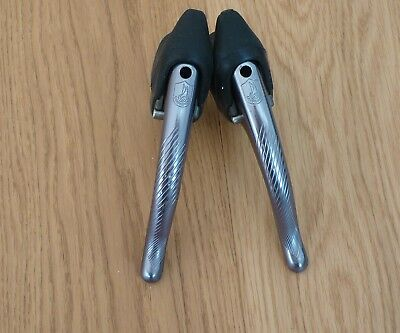 Campagnolo C Record century finish Bremshebel brake levers for Masi Colnago