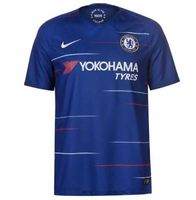 Chelsea Home Shirt 2018 Size S to 4XL