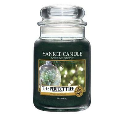 Yankee Candle The Perfect Tree Large Jar Scented Candle