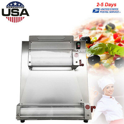 Commercial Automatic Pizza Dough Roller Sheeter Machine Pizza Making Machine USA