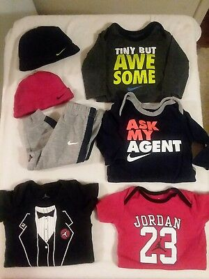 Nike Baby Boy Clothes Stunning LOT OF BABY Boy NIKE Clothes 60760 PicClick