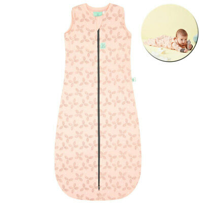 Ergo Pouch Organic/Cotton Jersey Sleeping Bag 8-24m 1.0 TOG Baby/Infant Petals