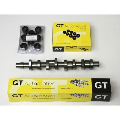 Seat 1.9 & 2.0 TDi PD Billet Steel Camshaft & Black Top Hydraulic Lifters