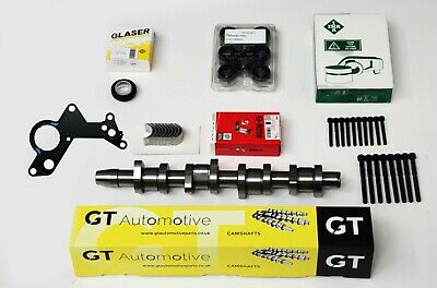 Seat 1.9 & 2.0 TDi PD Billet Steel Full Camshaft Kit | 038109101AH