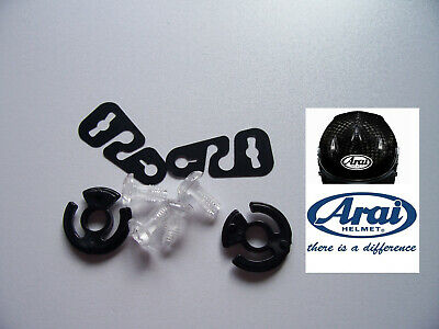 Arai Helm Schrauben Set klar alle XD Tour-X  TX-2 TX-3 TX-4 original 2451 Screw