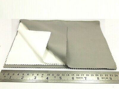 1 x Large Anti Tarnish 4 Ply Jewelry Polish Cleaning CLOTH for Silver or Gold