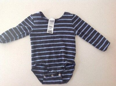 Baby Bonds Body Suit Long Sleeves Size 000