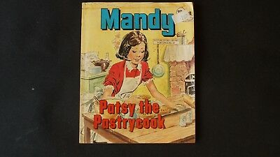Mandy : Patsy the Pastrycook Comic.  Picture Story Library For Girls. No. 61