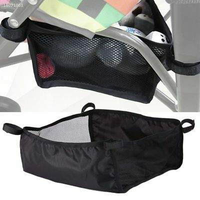 Baby Pram Universal Bottom Basket Storage Bag for Pushchair Stroller Buggy L70