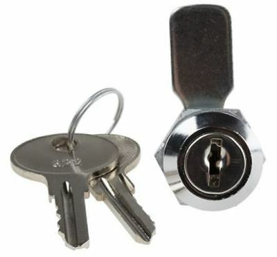 Panel to Tongue Depth 13mm Die-Cast Zinc Alloy Zinc Alloy Cabinet Lock, Key to u
