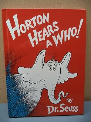 Dr Seuss Hardcover Books New, Variety to Choose, Classic Children's Literature