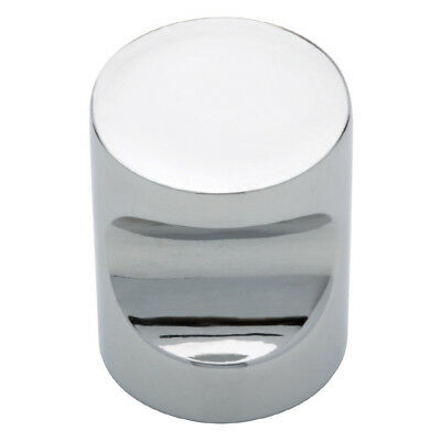 Brainerd Fashion Items Polished Chrome Round Cabinet Knob PN2814V-PC-C (10 Pack)