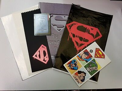 DC Comics - Superman #75 Memorial Set - 1993 - BN - Bagged and Boarded - OPEN