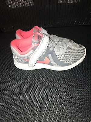 082699cc372b NIKE REVOLUTION 4 Girls Kids Toddler Athletic Shoes Size 9C -  12.99 ...