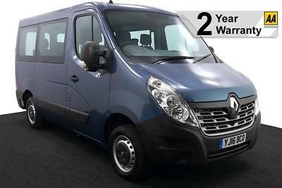 2016(16) RENAULT MASTER 2.3 DCi SL28 BUSINESS WHEELCHAIR ACCESS ~ CHAIRLIFT