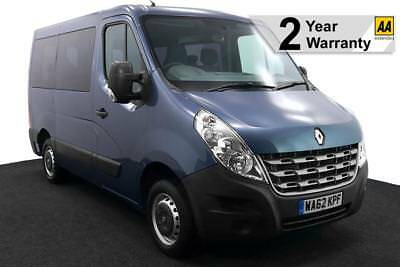 2013(62) RENAULT MASTER 2.3 DCi WHEELCHAIR ACCESSIBLE VEHICLE ~ CHAIRLIFT