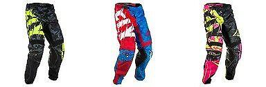 Fly Racing Kinetic Outlaw Offroad Motorcycle/Dirtbike Riding Motocross Pants