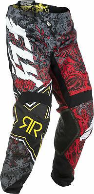Fly Racing Kinetic Rockstar Offroad Motorcycle/Dirtbike Riding Motocross Pants