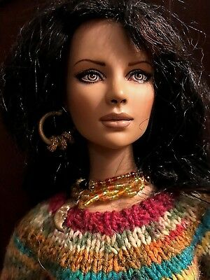 Dolls, Clothing & Accessories Ooak Sydney Repaint By Hmg Studio Her Name Is Lane Get Now Tonner Closed 2018 Other Dolls