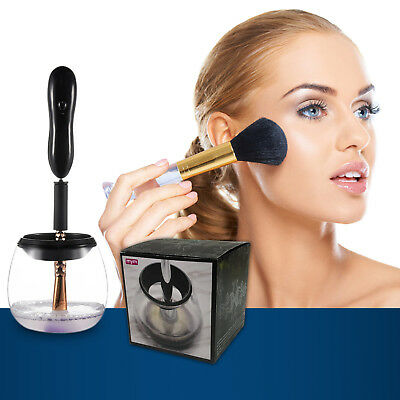 Electric Makeup Cosmetic Brushes Washing Cleaner and Dryer Machine Tool Kit