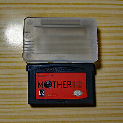 Mother 1 & 2 Nintendo Game Boy Advance GBA English (Earthbound)