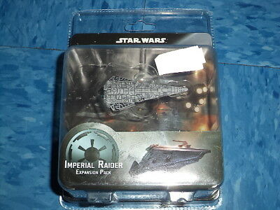 Star Wars Armada Imperial Raider Expansion Pack Miniatures Board Game New