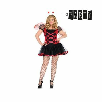 Costume per Adulti Th3 Party 4679 Coccinella