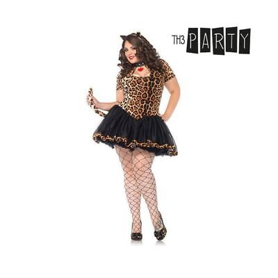 Costume per Adulti Th3 Party 4730 Tigre femmina sexy