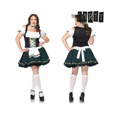 Costume per Adulti Th3 Party 8002 Tedesca