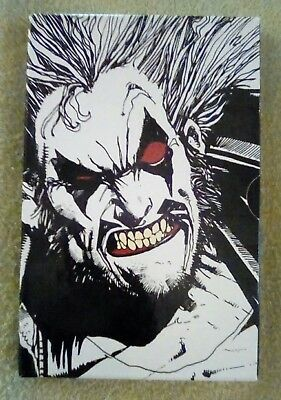 Lobo tpb set w/slipcase (1990, DC) 9.2 NM- (3 books plus slipcase)