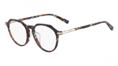 8c4bd6d9982 AUTHENTIC MCM EYEGLASSES MCM2614 235 Havana Blue Frames 52MM RX-ABLE ...