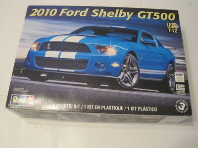 Revell 1/12 Ford Shelby Gt500 2010 # 85-2623