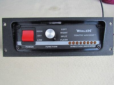 Whelen Traffic Advisor TACTLD1