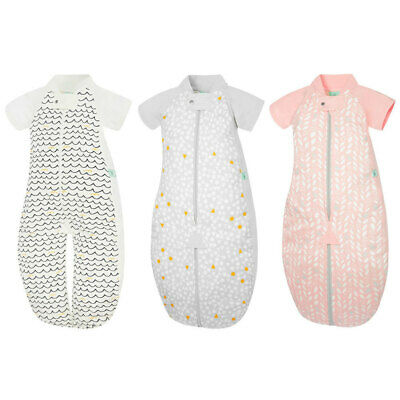 ErgoPouch 1.0 TOG Organic/Cotton Sleep Suit Bag w Room Thermometer f 2-4yrs Baby