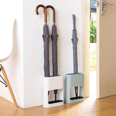 Household Umbrella Rack Drain Stand Innovative Storage Shelves Holder Bucket