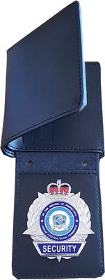 Security Badge Wallet (Badge not Included here)
