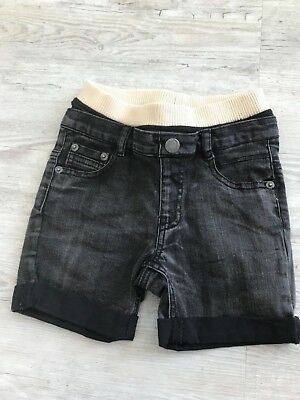 Designer Boys Anthem Shorts By Rock Your Kid size 4 Brand New With Tags $49.95