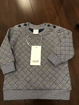 Seed Baby Boy Jumper New
