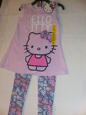 TODDLER GIRLS HELLO Kitty pajamas size 4T(NWT) -  8.95  118657d65
