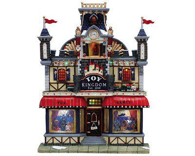 LEMAX Facade - Toy Kingdom (#35857) Retired 2016