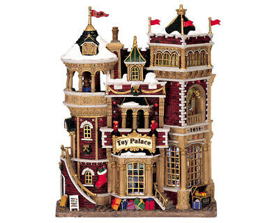 LEMAX Facade - Toy Palace (#45093) Retired 2014