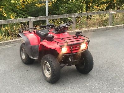 1998 Honda 250 fourtrax farm quad 2wd very tidy all working