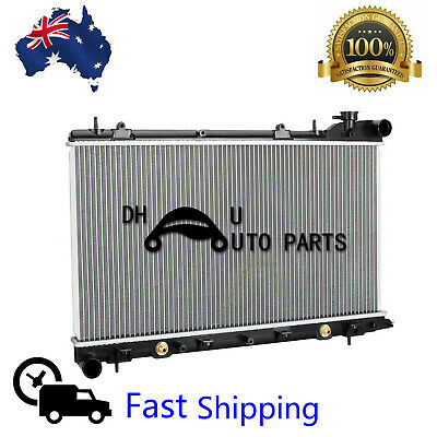 Radiator For Subaru Forester 2.5L XS EJ25 Non-Turbo 2002-2008 Auto/Manual