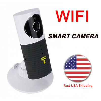 Wireless Video Smart Camera Baby Monitor Night VS Smart Home Security Camera USA