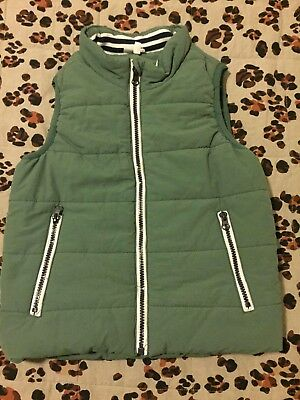 Seed Boys Knitted Puffer Vest