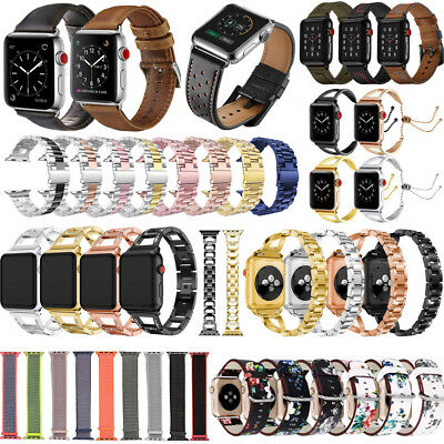 40mm/44mm iWatch Band Wrist Strap Bracelet Replacement for Apple Watch Series 4